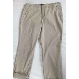 NYDJ Riley Stretch Twill Trouser Chino Sz 14